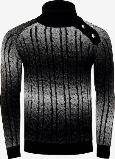 Rusty Neal Trui in de kleur Zwart, Productweergave