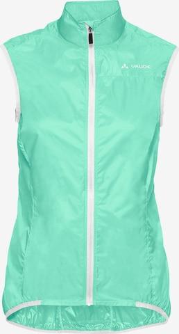 VAUDE Sports Vest 'Air VE III' in Green