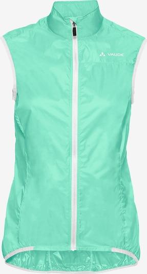 VAUDE Weste 'Air VE III' in mint, Produktansicht
