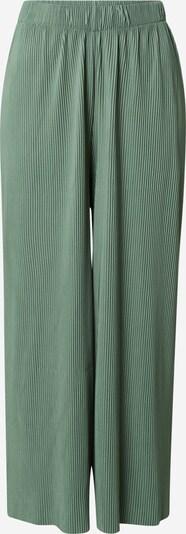 Pantaloni Kauf Dich Glücklich pe verde jad, Vizualizare produs