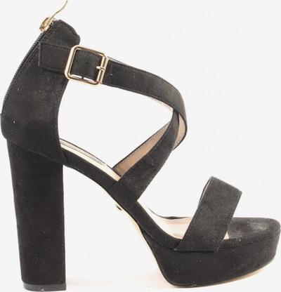 JUMEX High Heel Sandaletten in 37 in schwarz, Produktansicht