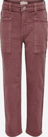 Pantalon ONLY en violet