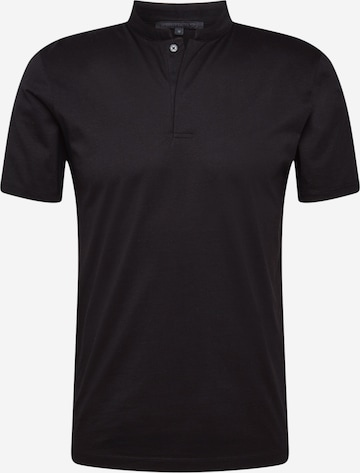 DRYKORN Shirt 'LOUIS' in Schwarz