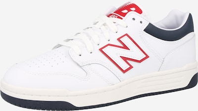 new balance Platform trainers '480' in Red / White, Item view