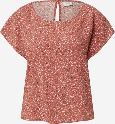 JDY Bluse 'STAAR' in mint / pastellrot / weiß, Produktansicht
