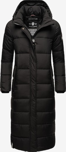 NAVAHOO Wintermantel in de kleur Zwart, Productweergave