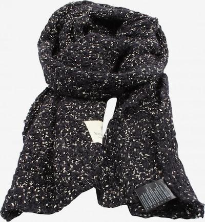 MAISON SCOTCH Häkelschal in One Size in schwarz / weiß, Produktansicht