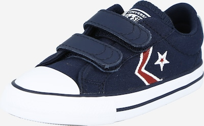 CONVERSE Sneaker  'STAR PLAYER 2V - OX' in navy / rot / weiß, Produktansicht