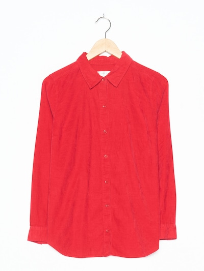 Christopher & Banks Bluse in M in rot, Produktansicht