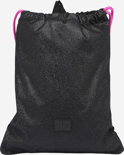 4F Sporttasche in schwarz, Produktansicht