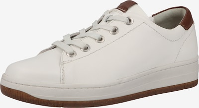 JOSEF SEIBEL Sneakers 'Kim' in Dark brown / White, Item view
