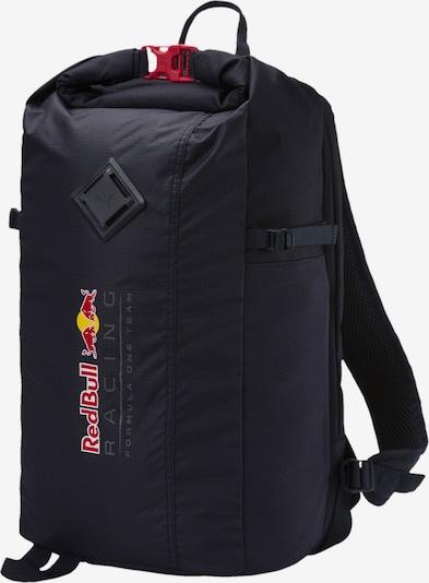 PUMA Rugzak 'Red Bull Racing' in de kleur Donkerblauw / Rood, Productweergave