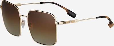 BURBERRY Sunglasses 'JUDE' in Brown / Gold, Item view