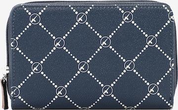 TAMARIS Portemonnaie 'Anastasia' in Blau