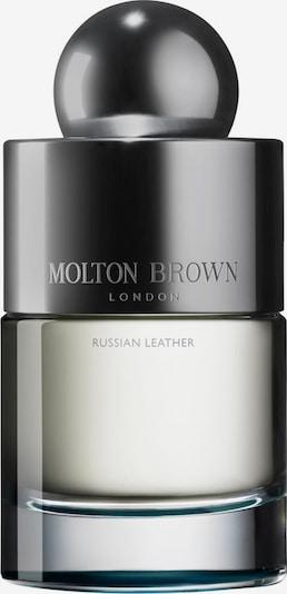 Molton Brown Eau de Toilette 'Russian Leather' in graphit / transparent, Produktansicht