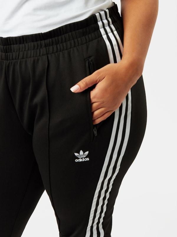 tienda fascismo Contribución  ADIDAS ORIGINALS Trousers in Black | ABOUT YOU
