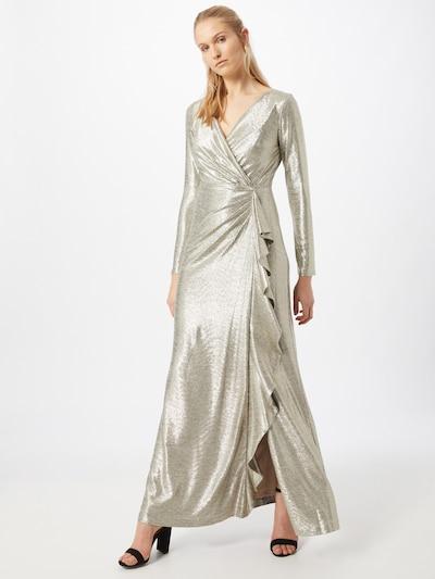 Lauren Ralph Lauren Abendkleid 'EMMA' in gold, Modelansicht