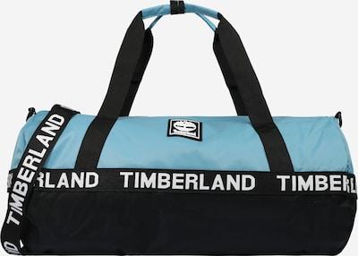 TIMBERLAND Bolsa de viaje en azul claro / negro / blanco, Vista del producto