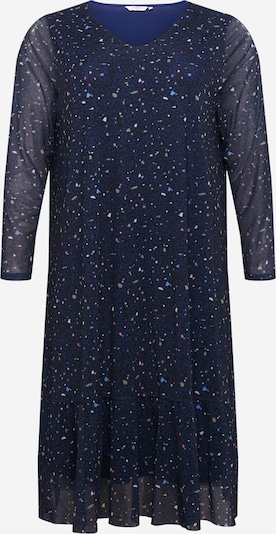 MY TRUE ME Dress in Night blue / Mixed colors, Item view