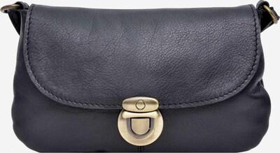 Gusti Leder Umhängetasche 'Rona' in schwarz, Produktansicht