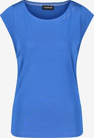 TAIFUN Basic-Shirt mit Flügelärmeln in dunkelblau, Produktansicht