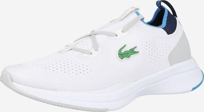 LACOSTE Zapatillas deportivas bajas 'Run Spin' en azul / navy / gris claro / verde / blanco, Vista del producto