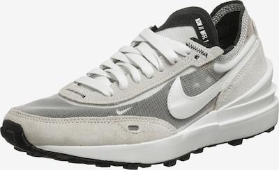 Nike Sportswear Sneaker 'Waffle One' in grau / weiß / offwhite, Produktansicht