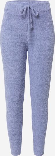 Missguided Pantalon en bleu, Vue avec produit