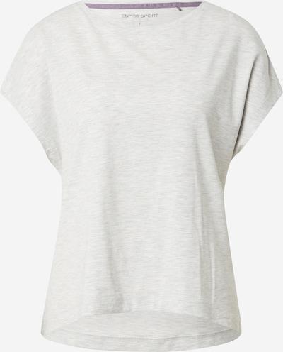 ESPRIT SPORT Функционална тениска в сиво, Преглед на продукта