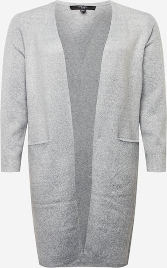 Vero Moda Curve Cardigan 'Doffy' en gris chiné, Vue avec produit