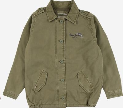 Pepe Jeans Prechodná bunda 'CAROL' - námornícka modrá / pastelovo žltá / zelená / kaki / pastelovo ružová, Produkt