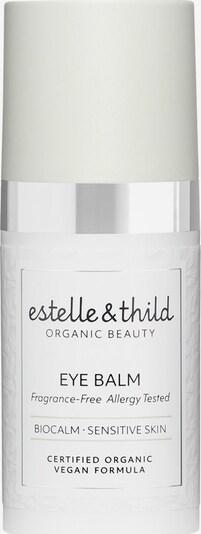estelle & thild Augenpflege in weiß, Produktansicht