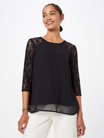 VERO MODA Bluse 'PELLO' in schwarz, Modelansicht