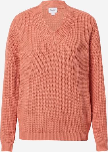 SAINT TROPEZ Pullover 'Caia' in koralle, Produktansicht