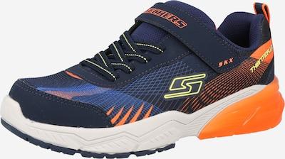 SKECHERS Brīvā laika apavi 'THERMOFLUX 2.0', krāsa - zils / tumši zils / dzeltens / tumši oranžs, Preces skats