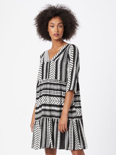 ABOUT YOU Kleid 'Sunny' in schwarz / weiß, Modelansicht
