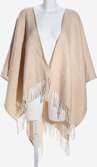 Forever 21 Poncho in XS-XL in creme, Produktansicht