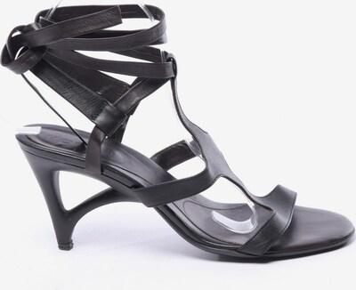 HOGAN Sandaletten in 39 in dunkelbraun, Produktansicht