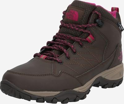THE NORTH FACE Boots 'Storm Strike II' en brun foncé / rose, Vue avec produit