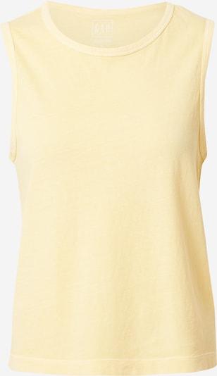 GAP Top 'SHRUNKEN' in Light yellow, Item view