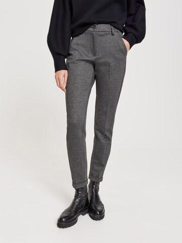 OPUS Pantalon 'Melina' in Grijs