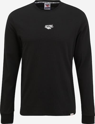 HI-TEC Sportsweatshirt 'MOTA' in de kleur Zwart / Wit, Productweergave
