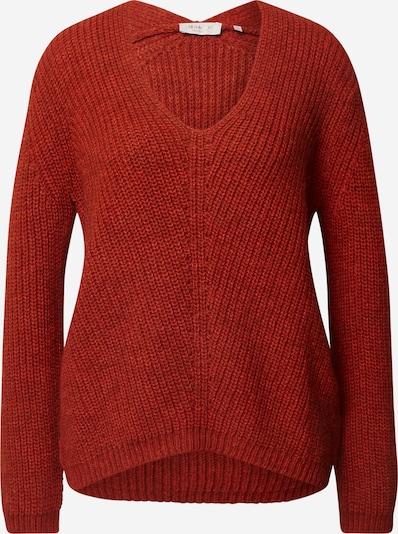 Rich & Royal Pullover in rostrot, Produktansicht