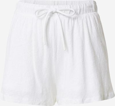 AMERICAN VINTAGE Hose 'Lolosister' in weiß, Produktansicht