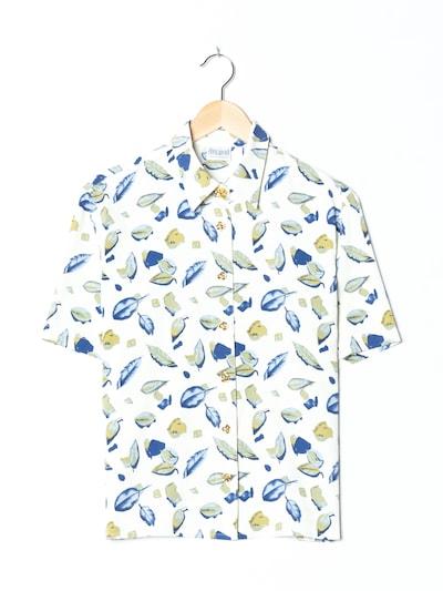 Delmod Bluse in XXXL in weiß, Produktansicht