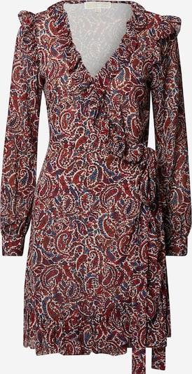 Suknelė iš MICHAEL Michael Kors , spalva - dangaus žydra / mišrios spalvos / vyno raudona spalva / melionų spalva / balta, Prekių apžvalga
