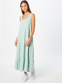 s.Oliver jurk in groen / pastelgroen