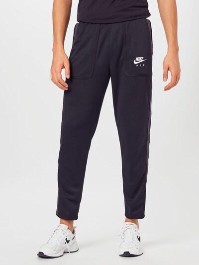 Nike Sportswear Housut värissä grafiitti / musta / valkoinen, Mallinäkymä