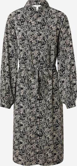 OBJECT Robe-chemise en gris / noir, Vue avec produit