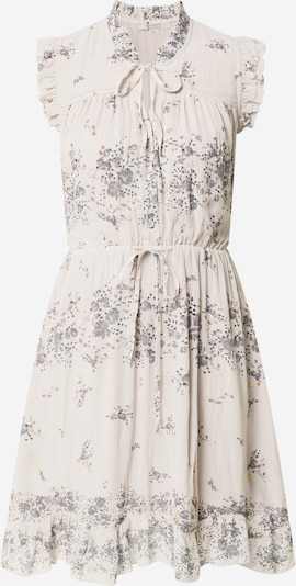 AllSaints Kleid 'Jani' in beige / taubenblau / rosa, Produktansicht